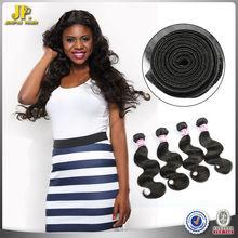 JP Hair 2015 New Arrival Full End Human Weave 100% Brazilian Double Drawn Hair