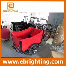 weirdo long range 500w adult electric cargo bike for family