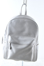 Backpack leather, 2015 new hot selling girls' leather backpack