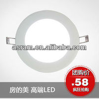 High 60x60 cm led panel light 600*600/square led panel light in zhongtian/round led panel light price with CE ROHS FCC UL