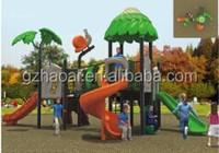 A-15004 Children Exciting Amusement Park Plastic Playsets