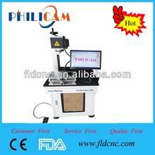 Jinan Lifan PHILICAM fiber laser marking machine wood marker tool