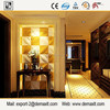 Plant fiber, eco-friendly 3d wall panel for room decoration