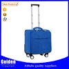 new arrival airline boarding luggage bag small size check boxes sky traveling trolley bag