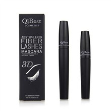 2015 NEW QiBest 3D Fiber Lash Mascara fiber mascara