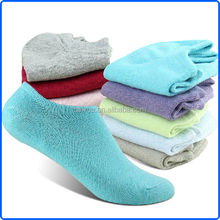 Summer And Autumn Candy Color Sweat-Absorbent Breathable Thin Cotton Women Ankle Socks