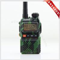 hot sale cell phone two way radio BAOFENG UV-3R+ Camouflage wireless intercom