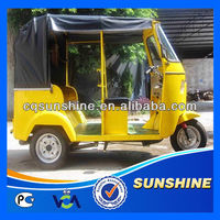 Nice Looking Fashion solar power tricycle