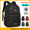 Fashion water resistant strong laptop backpack bag for new products 2016
