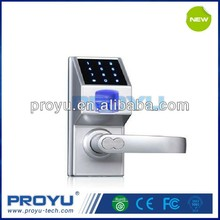 Whole Selling Fingerprint Door Lock with Touch Screen Keypad