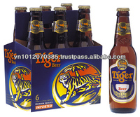 Famous Brand High-Quality Tiger Beer 330ml FMCG products
