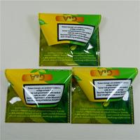 Hand rolling Tobacco bag with zipper/ plastic hand rolling bag/high quality hand rolling Tobacco bag with ziplock