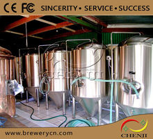 3000L brewing equipment, cone fermenter,craft and draft beer fermenters with ce and ul certificate