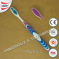 2015 hot selling round union cheap patent toothbrush