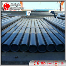 q235 b 200x200 square orange color steel pipe/tube