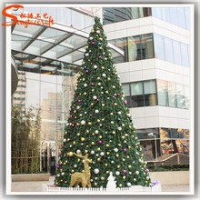Factory wholesale christmas gift hotel decoration christmas ornament quality assurance artificial christmas tree decoration