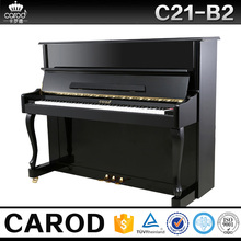 cheap instrument music children solid wood piano from china factory