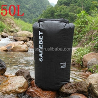 50L Customize Waterproof Bag Outdoor Organize Swimming Large Capacity Fashion Waterproof Dry Bags