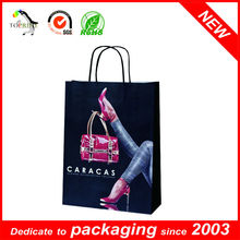 Shoes famous brand paper bag manufacturers, suppliers, exporters
