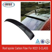 car roof accessories universal spoiler Benz W221