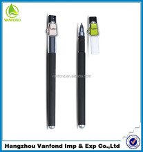Factory Direct Cheap Promotional Rubber Coated Gel Ink Pen