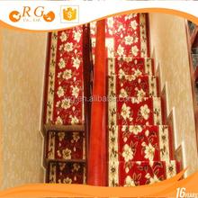 hotel fashion cotton custom stair stairway children game carpet
