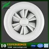 aluminum variable swirl diffuser air diffuser for ventilation system