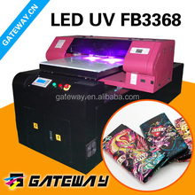 large format uv led digital printer with 3d image various IT products