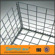 welded gabion basket prices(ISO 9001) 15years professional factory.2012 hot sale