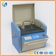 Automatic insulating oil analyzer,full-automatic operation,automatically boosting,voltage holding,stirring,discharge