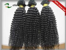 Queena Hair products brazilian kinky human hair virgin brazillian curly hair