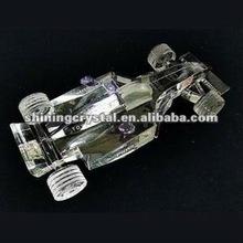 classical crystal F1 racing car model