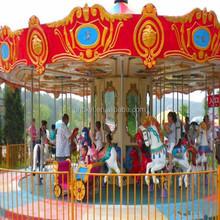 happy rides on animal amusement children games carousel horses