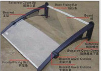awning roof polycarbonate used solid polycarbonate sheet price