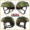 Fashion Camouflage helmet Plastic Tactical Military Paintball Airsoft Helmet War Game Military Helmet