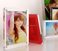 Top quality acrylic open hot girl photo sexy women japan nude girl picture frame with competitive price