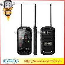"S934 4.7"" Rugged 3G waterproof 1Gb Ram 8Gb Rom PTT Smart mobile Phone with Walkie Talkie"