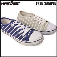 cheap wholesale latest canvas shoe for man, bulk man canvas shoe price