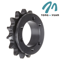 Taper Bushed Roller Chain and Sprockets
