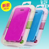 hard plastic crystal packaging for iphone case KJ-256