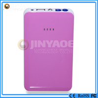 Emergency roadside assistance kit portable 12v mini auto car jump starter