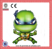 45*62CM Teenage Mutant Ninja Turtles Foil Balloons TMNT Helium Balloon Globos Party Best Gift For Birthday Aluminum Ballons