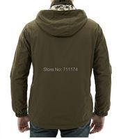 новые осенние nianjeep мужские куртки плюс размер m ~ xxxl длинный рукав хорошее качество