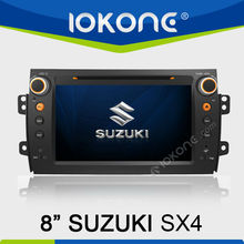 Specail Car Navigation with Touch Screen Suzuki SX4