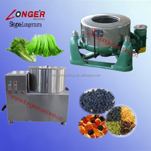 Washed preserved fruit dehydrator|Centrifugal dehydrator for preserved fruit