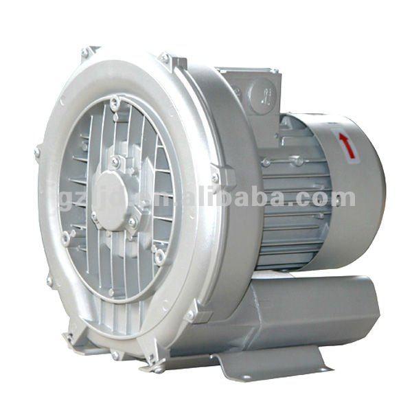 550 w, Pequeño ventilador industrial, Vacío de la turbina