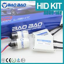 BAOBAO Wholesale off hid xenon slim ballast 12v 35w xenon headlight car accessories,new hid kits