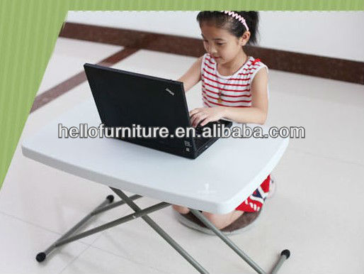 r glable en hauteur table pliante enfants bureaux ordinateur portable table pliante table. Black Bedroom Furniture Sets. Home Design Ideas