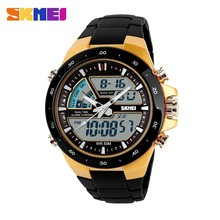 Bracelet band mens gold watches with japan movement high quality