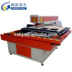 Bidirectional Laser Heads CO2 Die Board Laser Cutting Machine For Wooden Pencil Box